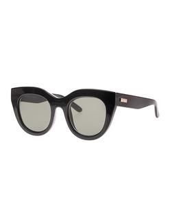Le Specs Air Heart Black