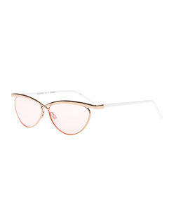 Le Specs Teleport Ya Pink