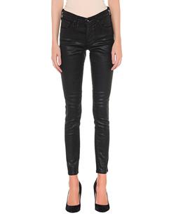 AG Jeans The Legging Leatherette Super Black