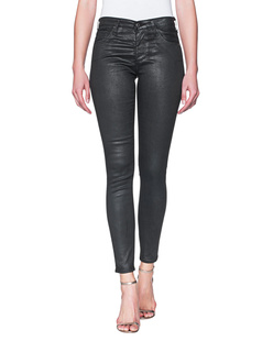 AG Jeans The Legging Vintage Leatherette Climbing Ivy