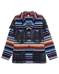 ALANUI Sarape Multicolor