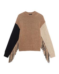 ALANUI Oversize Sweater Beige