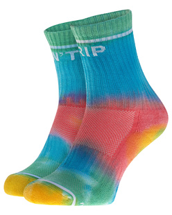 MOTHER Dont Trip Tie-Dye Multicolor