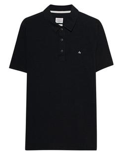 RAG&BONE Standard Issue Polo Black