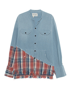 GREG LAUREN Studio Shirt Lightblue
