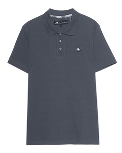 MOOSE KNUCKLES Polo Basic Anthracite