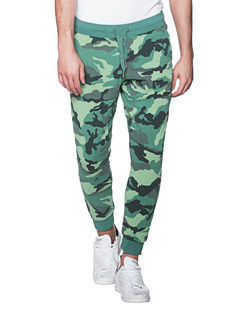 TRUE RELIGION Sweat Camo Green