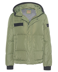 TRUE RELIGION Hooded Down Olive