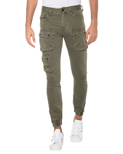 TRUE RELIGION 7 Pockets Oliv