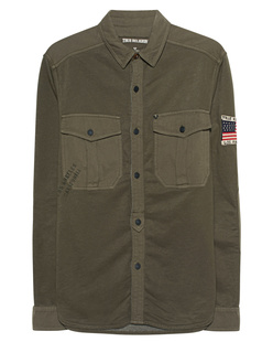 TRUE RELIGION Oversized Olive