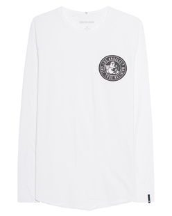 TRUE RELIGION Buddha White