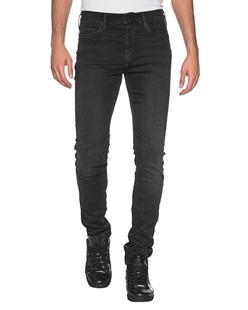 TRUE RELIGION Rocco Lacey Black