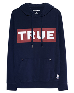 TRUE RELIGION Logo Box Navy
