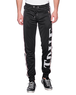 TRUE RELIGION Jogging Reflective Black