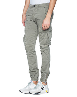 TRUE RELIGION Cargo Crop Olive