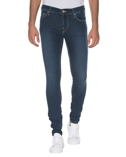 TRUE RELIGION Tony Superstretch Worn In Blue