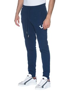 TRUE RELIGION Reflective Pant Blue