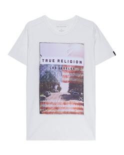 TRUE RELIGION True La White