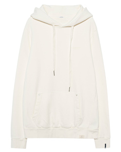 TRUE RELIGION Hooded Off White