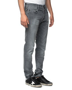 TRUE RELIGION Marco Relaxed Taper Grey