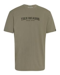 TRUE RELIGION Original Logo Olive