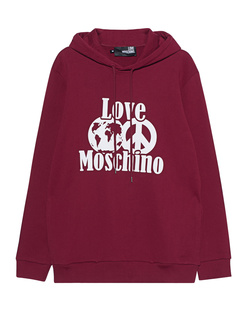 LOVE Moschino Print Love Red