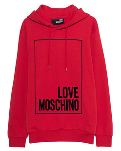 LOVE Moschino Logo Red