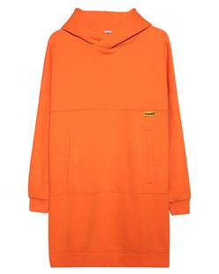 liv bergen Oversize Max Hoodie Orange