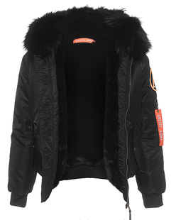 Arctic Army Bomber Artic Army Black
