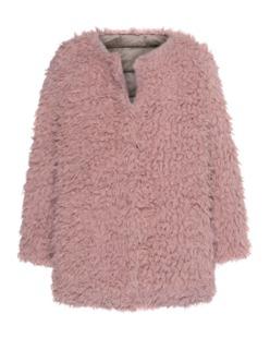 Colmar Originals Kansas Fake Fur Reverse Rose