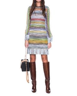 MISSONI Pattern Dress Multicolor