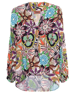 MISSONI Longsleeve Shirt Multicolor