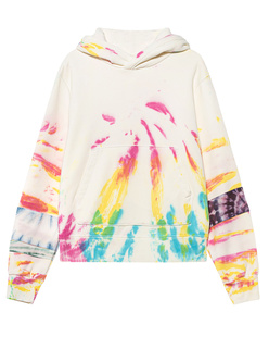 Amiri Tie Dye Artpatch Multicolor