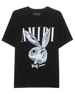 Amiri x Playboy Metallic Bunny Black