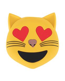 Moji Power Love Cat Yellow