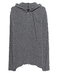 THOM KROM Knit Zip Grey