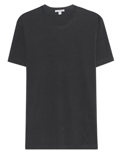 JAMES PERSE Short Sleeve Crew Neck Grey