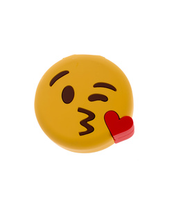 Moji Power Kissing Wink Yellow