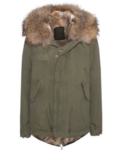 MR & MRS ITALY Miniparka Patch Coyote Natural Olive