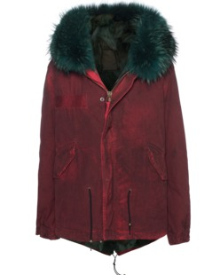 MR & MRS ITALY Miniparka Patch Coyote Red