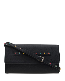 RED VALENTINO Star Line Black