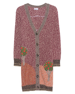 RED VALENTINO Apple Trees Multi Glitter