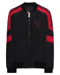 Plein Sport Ocean Nylon Black/Red Sport
