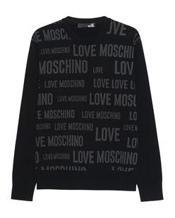 LOVE Moschino Allover Black