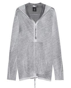 THOM KROM Zip Faded Grey