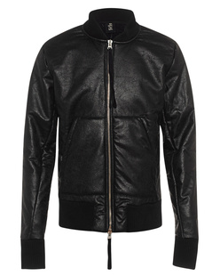 THOM KROM Faux Leather Black