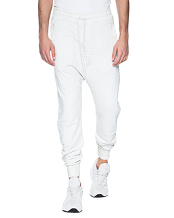 THOM KROM Jogging Pants Off-White