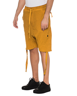 THOM KROM Short Ribbon Yellow