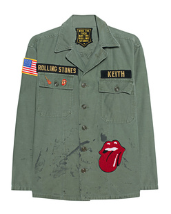 MadeWorn Rolling Stones Patch Army