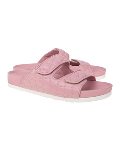 PAO PIANO ZERO Quilted Sandals Rose